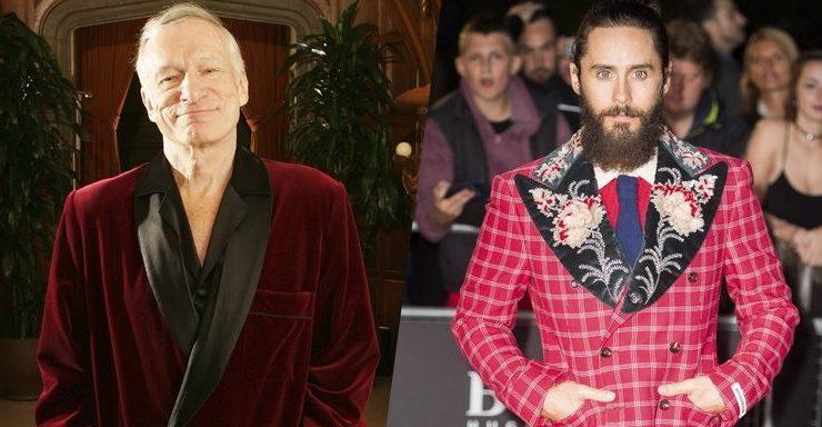 Jared Leto interpretará a Hugh Hefner en película biográfica