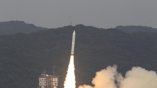 Japón pondrá en órbita el cohete más pequeño del mundo