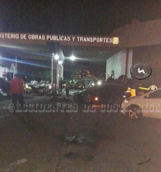 Fuente: Accidentes de Costa Rica.