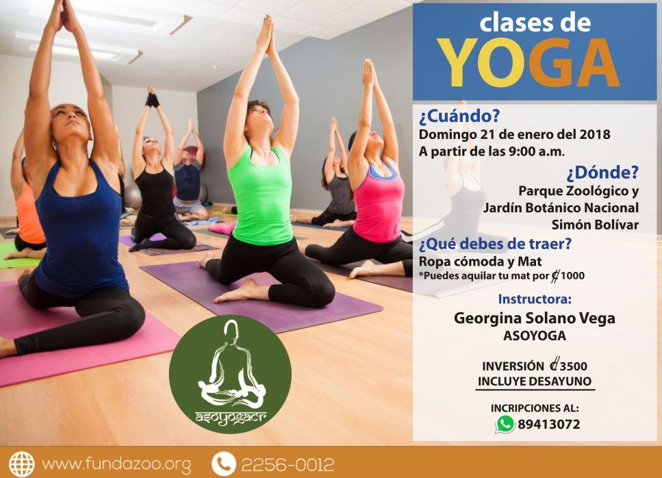 ¿Le gusta el yoga? Aquí realizarán sesiones al aire libre