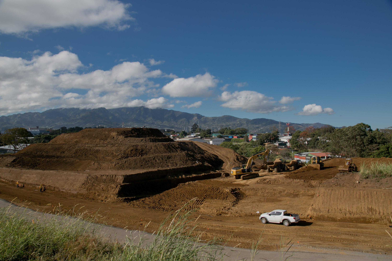 MOPT avanza con obras constructivas en Arco Norte de Circunvalación