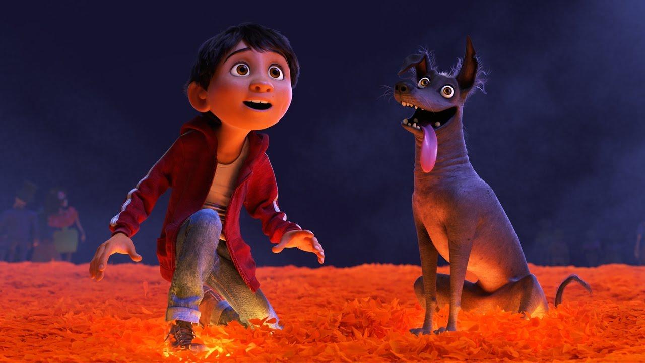 Coco: La mejor película animada