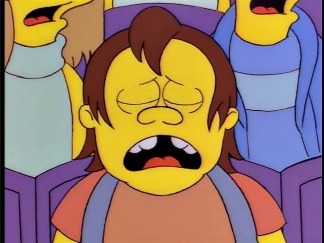 Revelan otro rostrode los Simpson