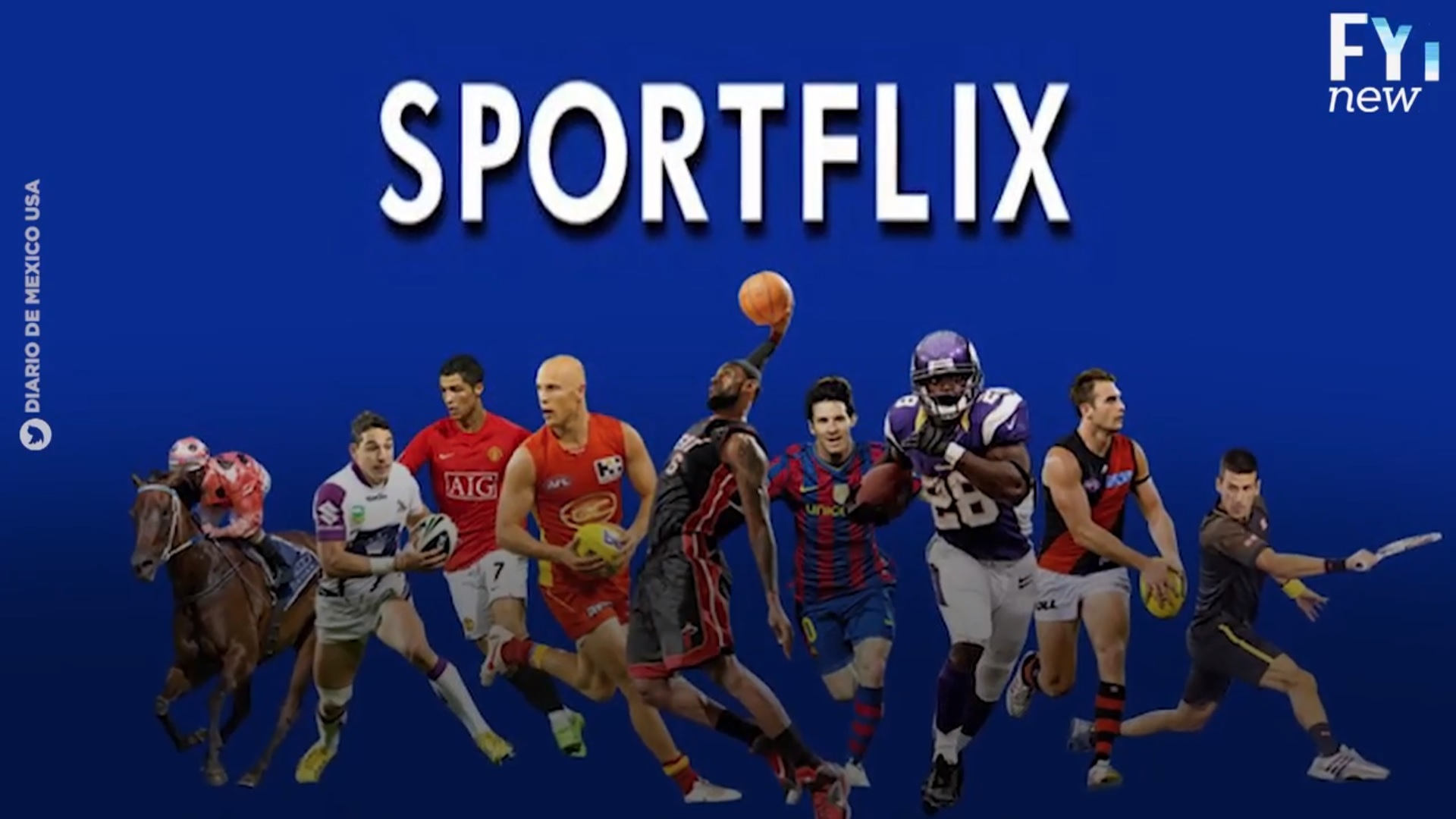 Imagen: Sportflix