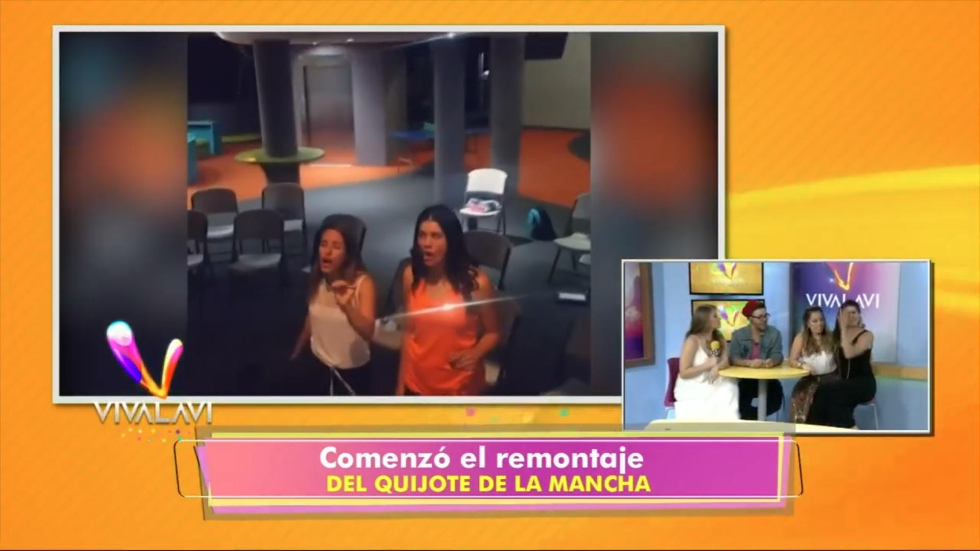 (+VIDEO) Comienza remontaje del Quijote en Costa Rica