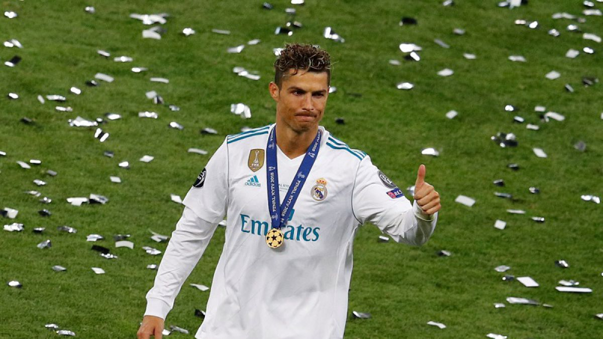 El Real Madrid oficializó el traspaso de Cristiano Ronaldo a la Juventus