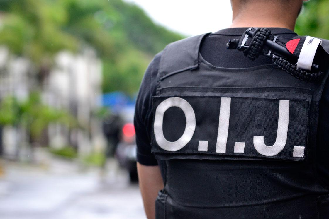 (+FOTOS) El OIJ está en busca de estossujetos con fines policiales