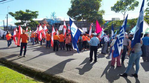 Por no ser un movimiento pacífico, huelga en RECOPE es ilegal