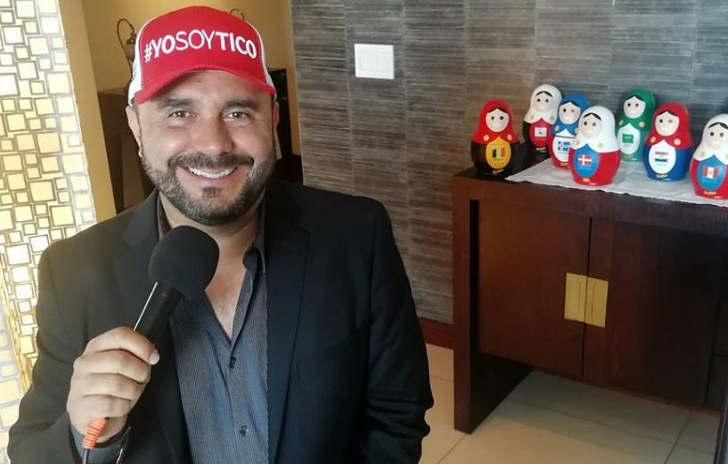 "Kristian Mora deja Teletica para ""enfrentar retos"""