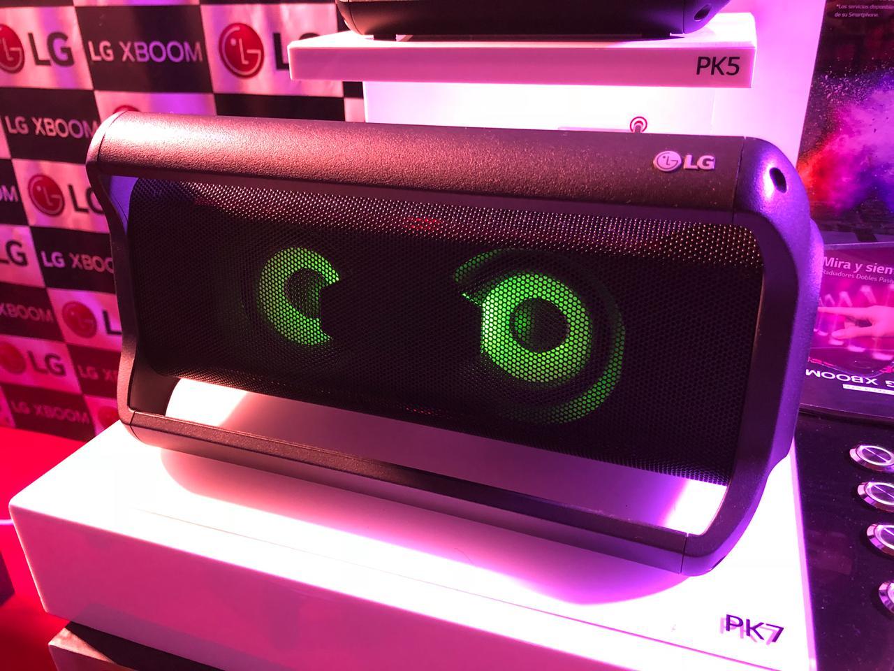 (+FOTOS) #Préndelo, línea de audio de LG Electronics llegóa Costa Rica