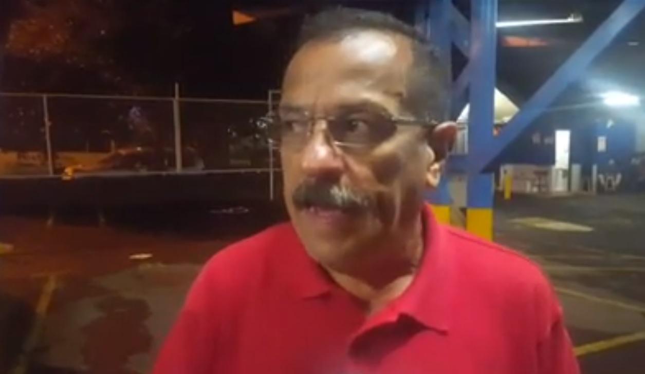 """(+VIDEO) Albino Vargas siente que fue un """"fracaso político"""""""