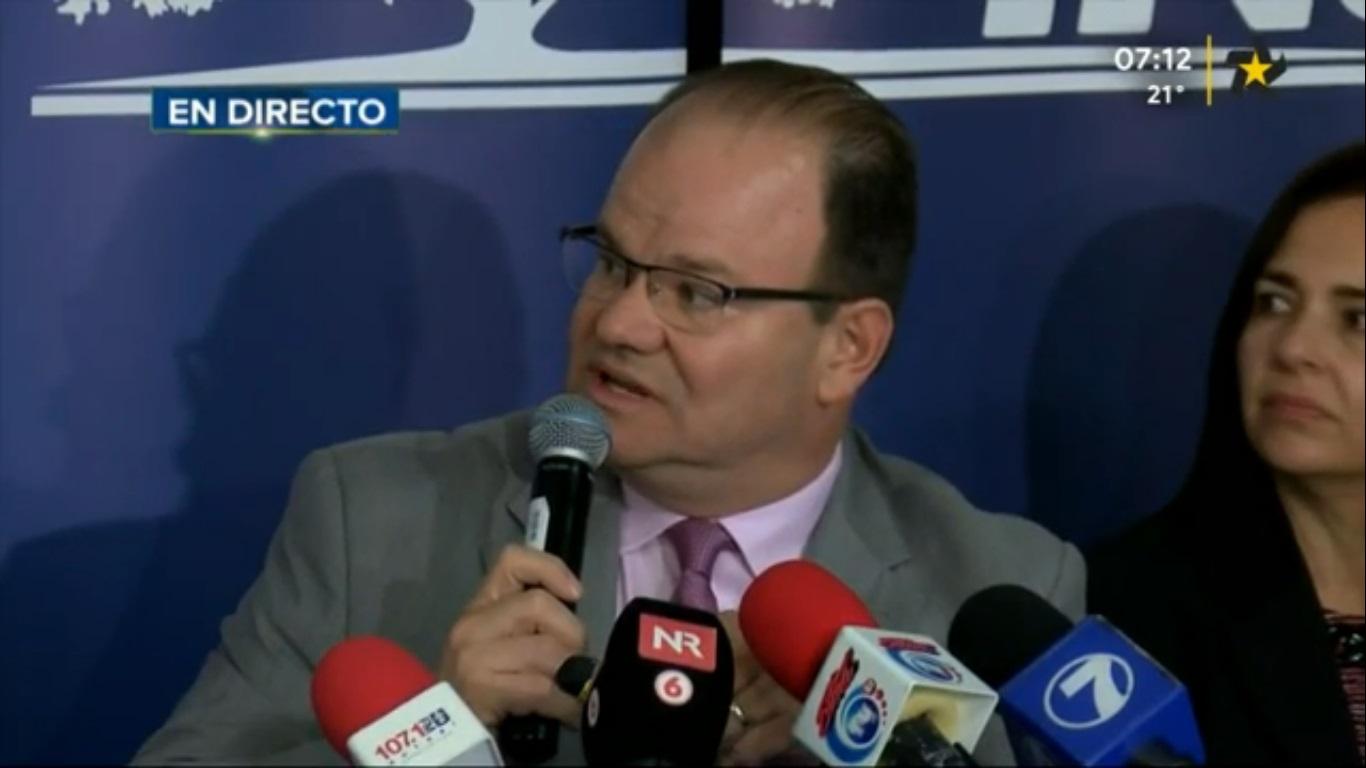 (+VIDEO) INS rechaza postura de Sugese sobre tarifas del Seguro Obligario de Automóviles