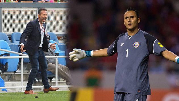 Matosas le da tiempo a Navas para que decida sobre su participación en la Copa Oro