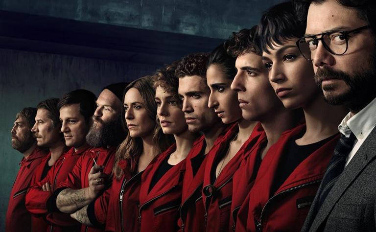 'La Casa de Papel' dirá adiós con su quinta temporada