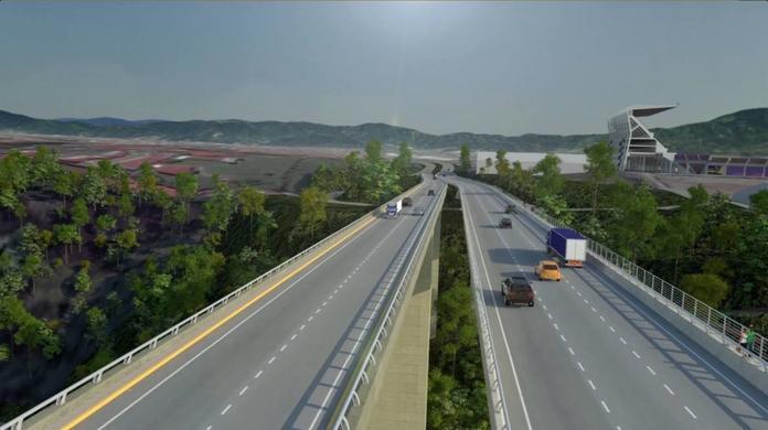 Inauguran nuevo puente sobre río Virilla