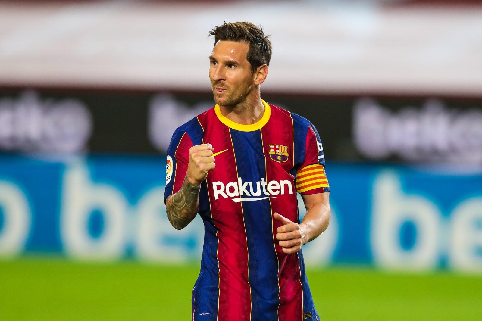 Manchester City podría ofrecerle un contrato de hasta 10 años a Lionel Messi