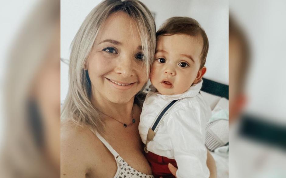 Mujer graba videos para su hijo por miedo a morir al ser intubada por Covid-19