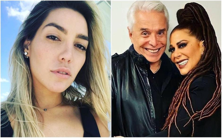 Alejandra y Enrique Guzmán podrían ser arrestados tras denuncia penal de Frida Sofía