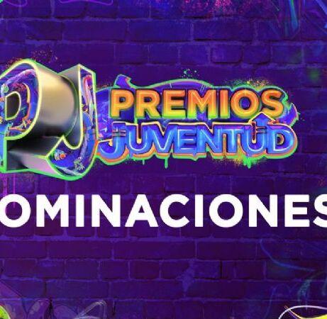 Lista de nominados a Premios Juventud 2021