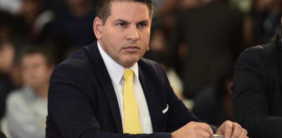 Fabricio Alvarado arremete contra el PAC en medio de escándalo de corrupción