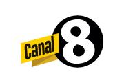 Logo Canal 8 180x120