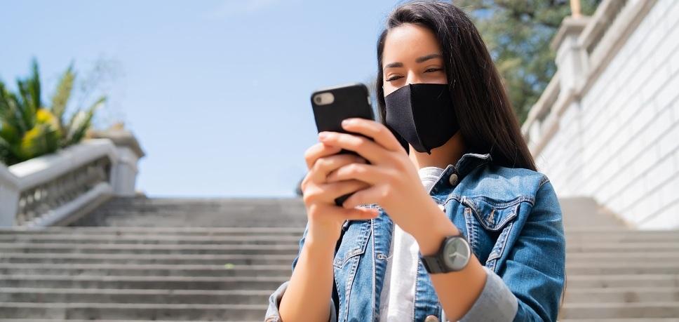 Nueva función notifican a las personas a través de sus dispositivos si estuvieron expuestos a un caso positivo de COVID-19.