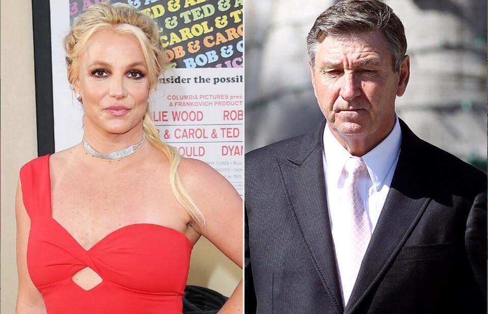 Jamie Spears es quien tiene la tutela de su hija Britney.