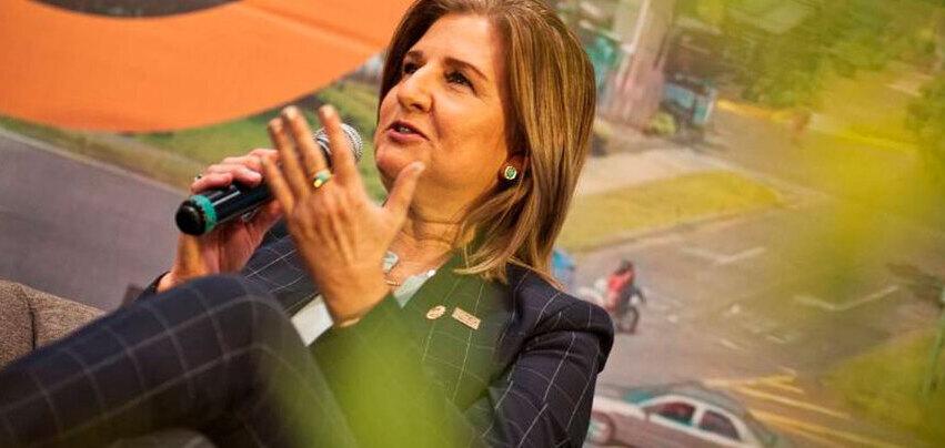 Emilia Navas renuncia se separa de su cargo como fiscala general. (Foto: Ministerio Público)