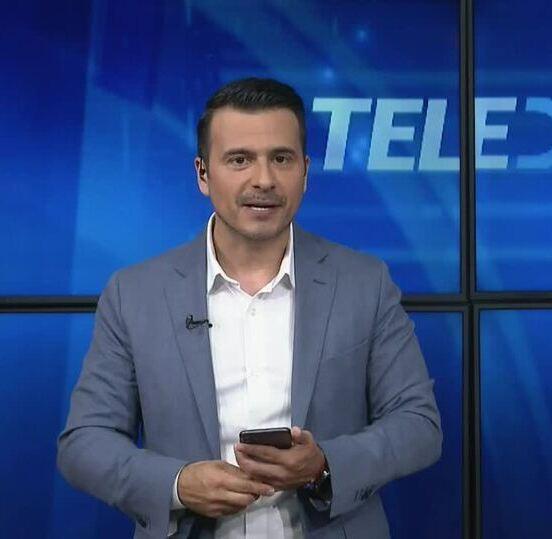 Noticias Telediario Douglas Sánchez 17 de junio de 2021
