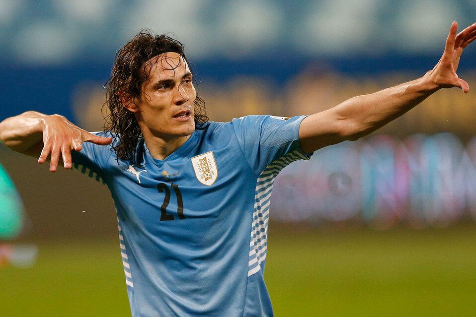 Uruguay avanza en la Copa América