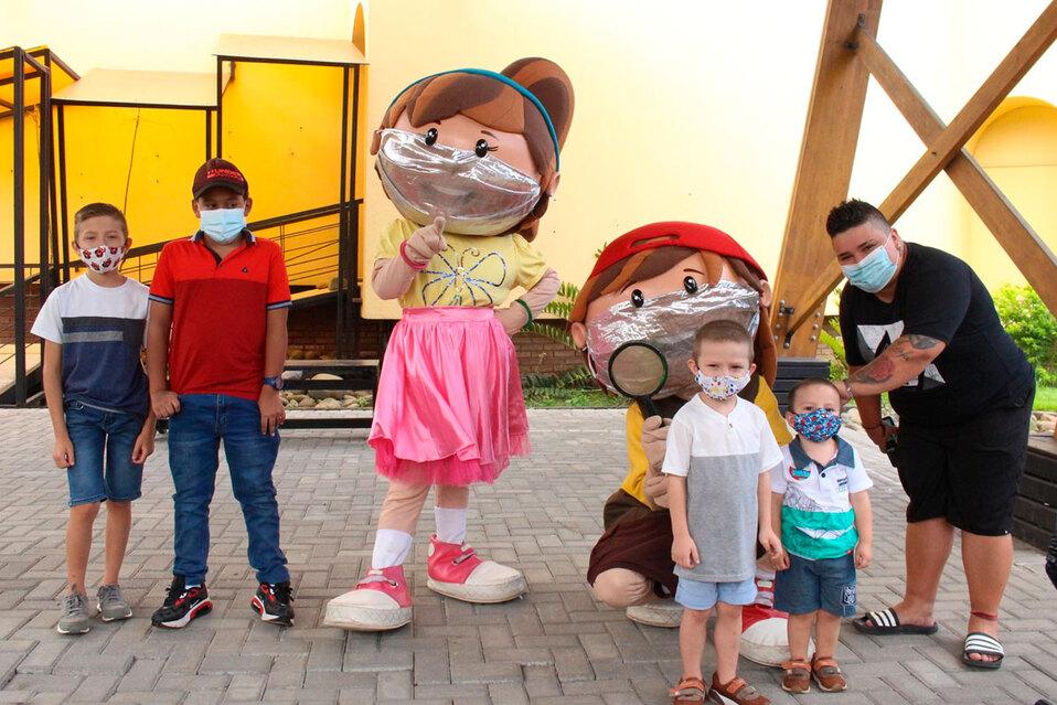 Vacunación se llevará a cabo en el Museo de los Niños