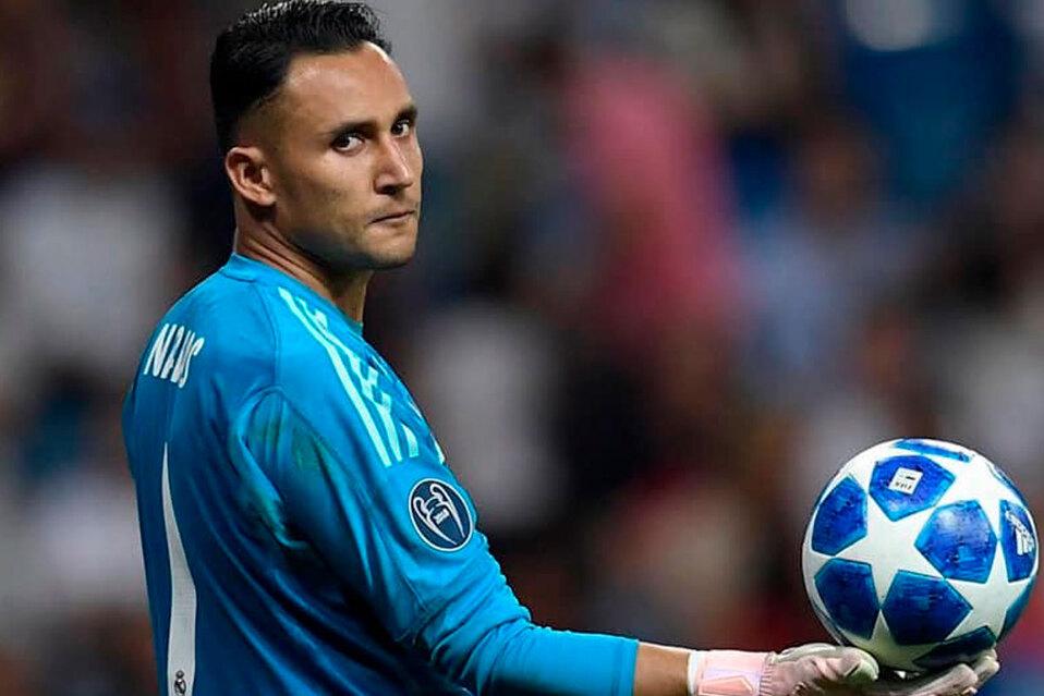 Keylor Navas se perderá la Copa Oro junto a la Selección de Costa Rica