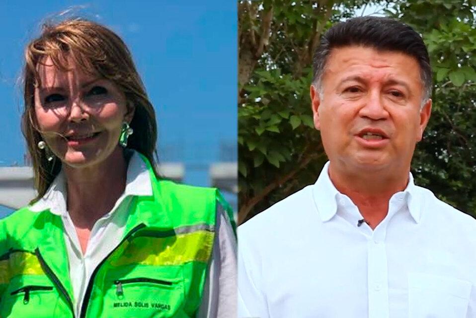 Piden millonaria suma de dinero para pagar fianza de Mélida Solís y Carlos Cerdas. (Foto: H. Solís)