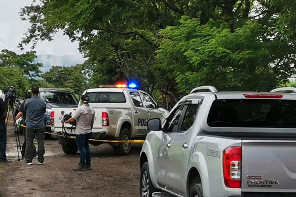 Asesinan a joven mientras estaba con su hijo en Alajuela (Foto: Diario 5 Atenas)