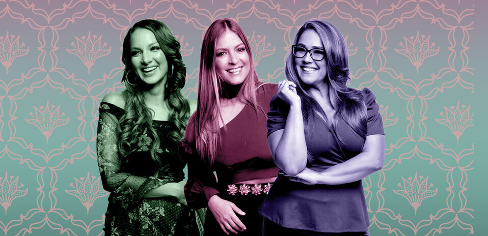 Divas como vos. De lunes a viernes de 4:00 p.m. a 6:00 p.m. por Canal 8.