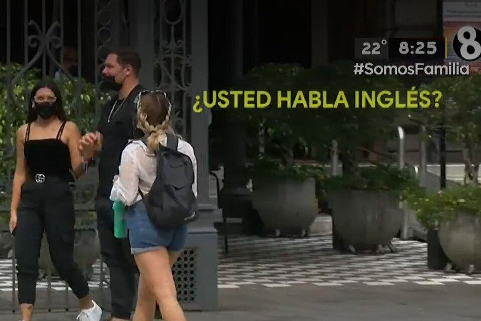 Ponen a prueba inglés de costarricenses