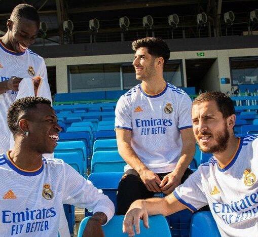 Real Madrid presenta nueva camiseta para la temporada 21-22