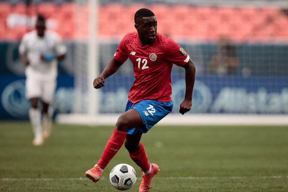 Costa Rica vs Guadalupe partido EN VIVO. Copa Oro 2021