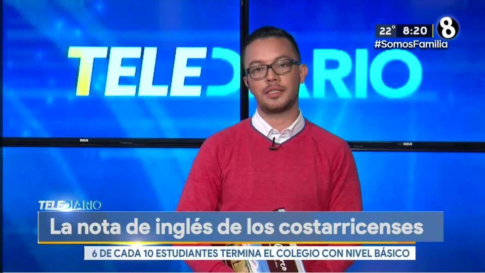 Noticias Telediario, con Douglas Sánchez 8 de julio de 2021