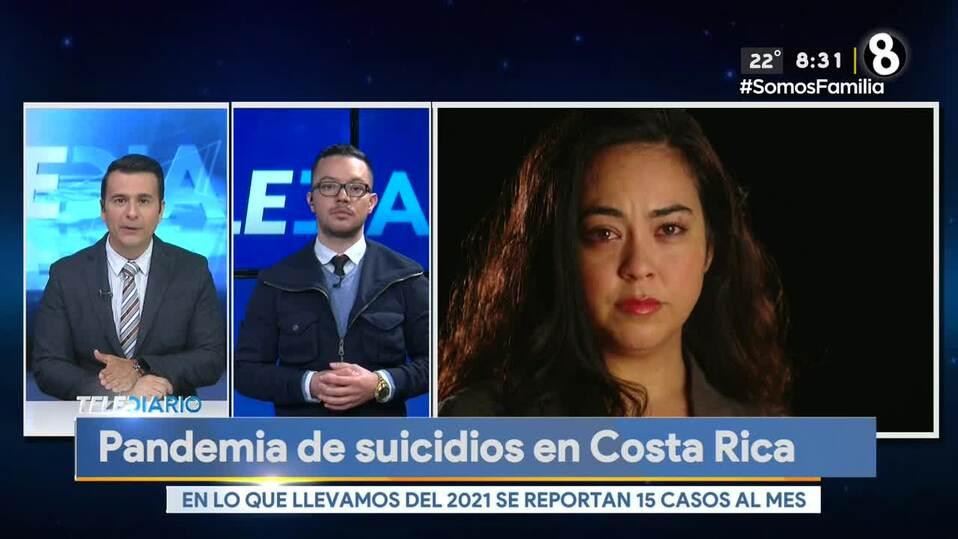 Noticias Telediario, con Douglas Sánchez 9 de julio de 2021