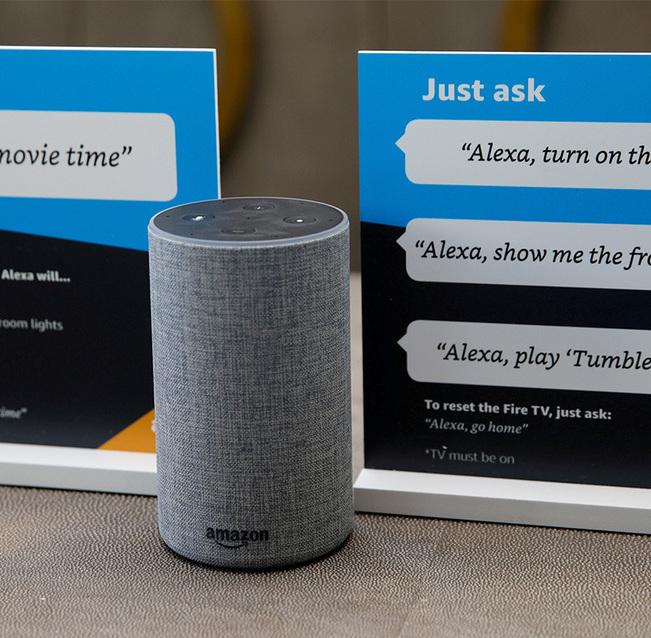 Alexa es el comando para activar el asistente virtual de Amazon.