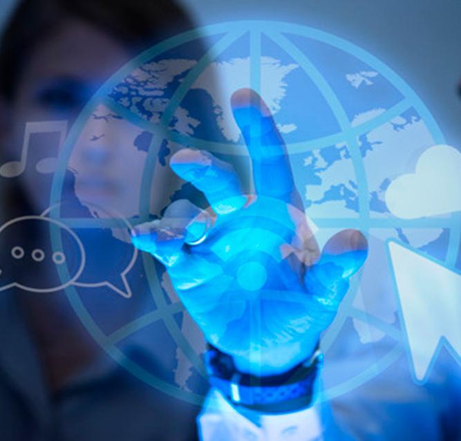 El internet es una de las herramientas más importante del mundo. (Foto: Freepik)