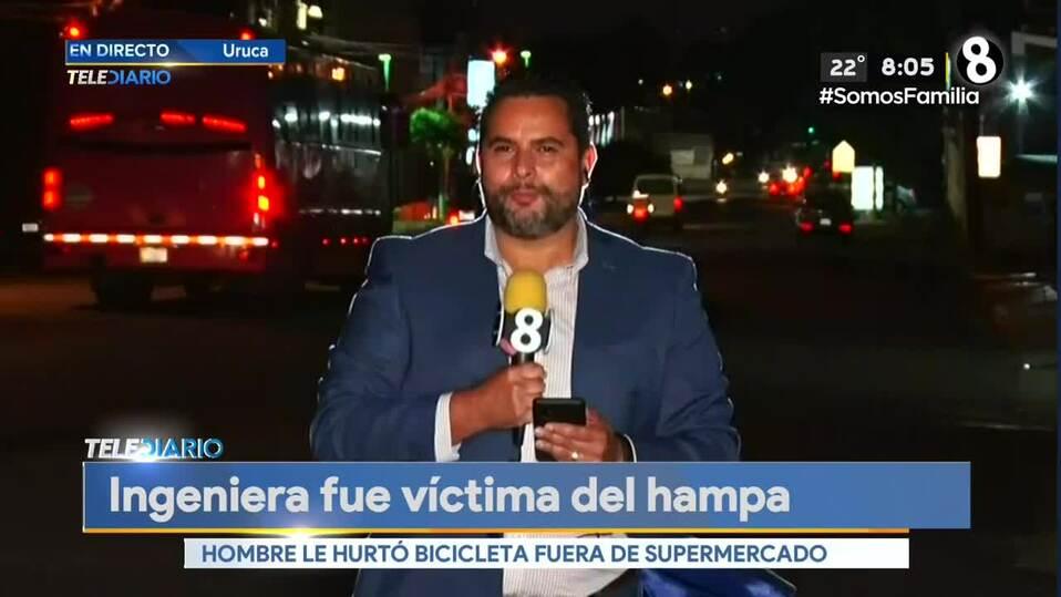 Noticias Telediario, con Douglas Sánchez 15 de julio de 2021