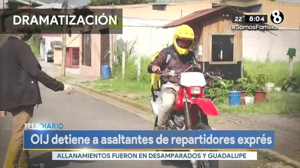 Noticias Telediario, con Douglas Sánchez 16 de julio de 2021
