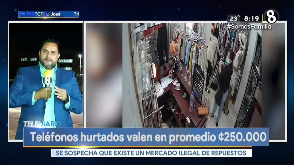 Noticias Telediario, con Douglas Sánchez 20 de julio de 2021