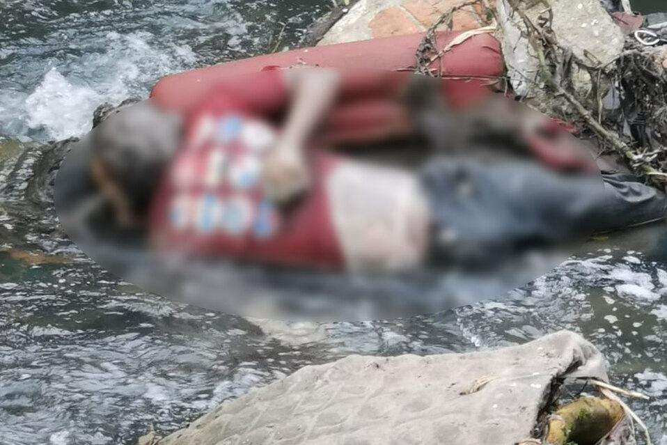 Encuentran un muerto detrás de un río en la cárcel de San Sebastián