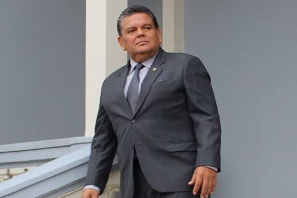 El diputado falleció en el Hospital Calderón Guardia.