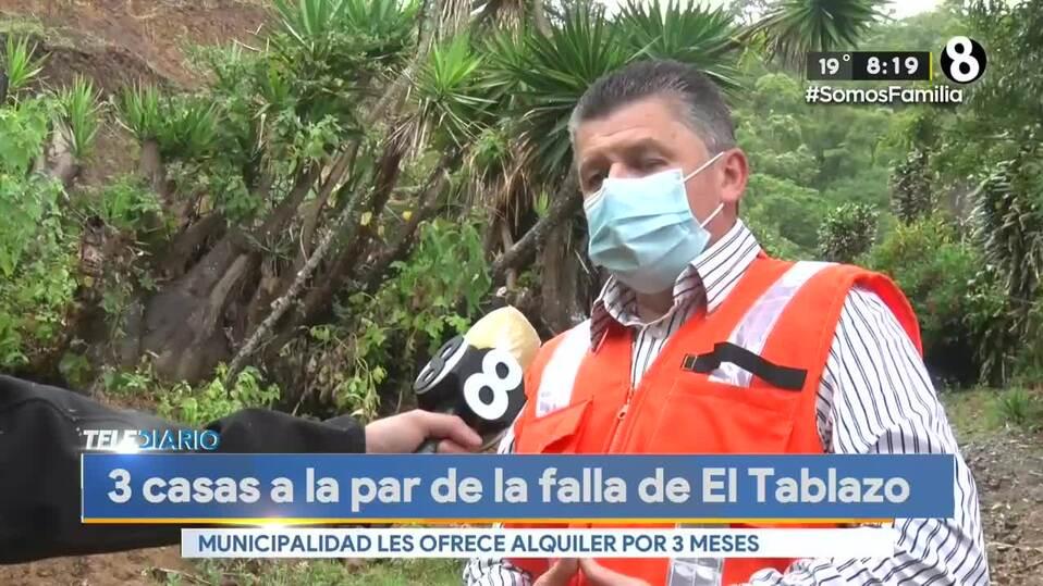 Noticias Telediario, con Douglas Sánchez 22 de julio de 2021