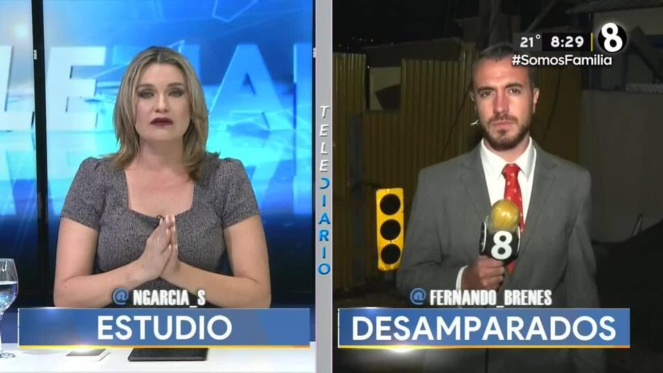 Noticias Telediario, con Douglas Sánchez 23 de julio de 2021