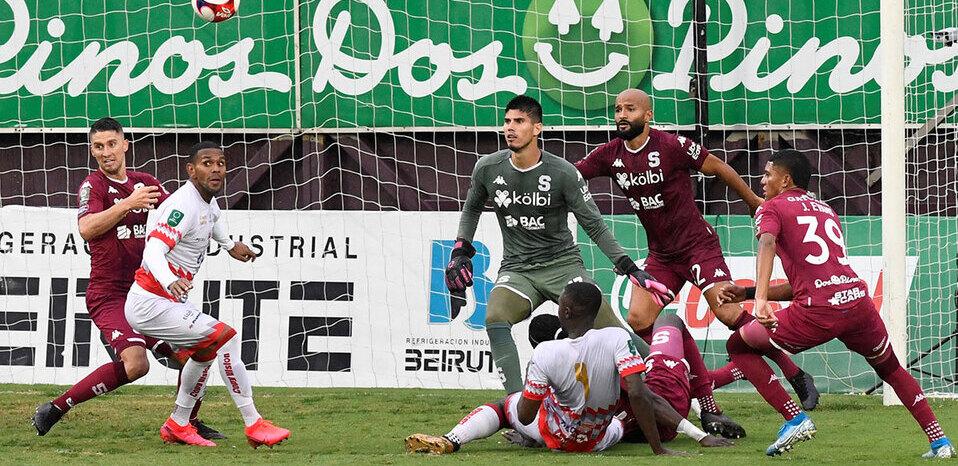 UNAFUT oficializó la jornada inaugural del torneo de Apertura 2021